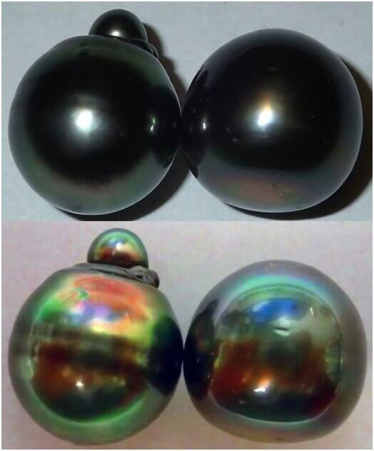 Black Pearl Sizes