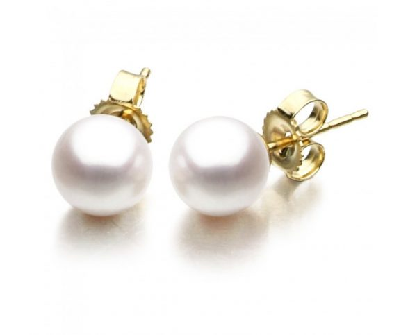 5 - 5.5 mm Freshwater Pearl Earrings