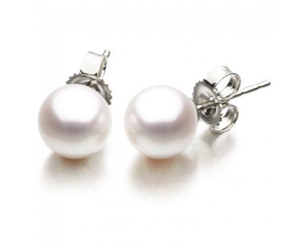 6 - 6.5 mm Freshwater Pearl Earrings
