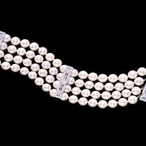 Alexander Pearl Bracelet