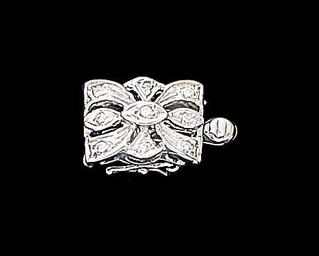Rebecca Clasp for Pearl Bracelet