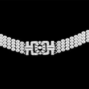 Daina Pearl Necklace