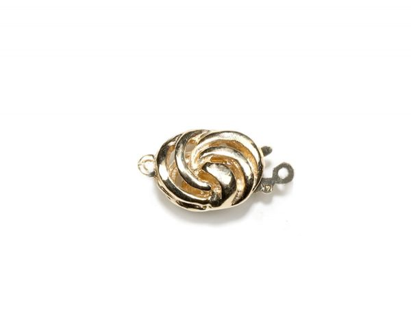 Pearl Bracelet Golden Wire Clasp