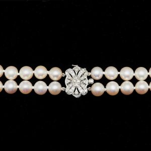 Katherine Pearl Necklace