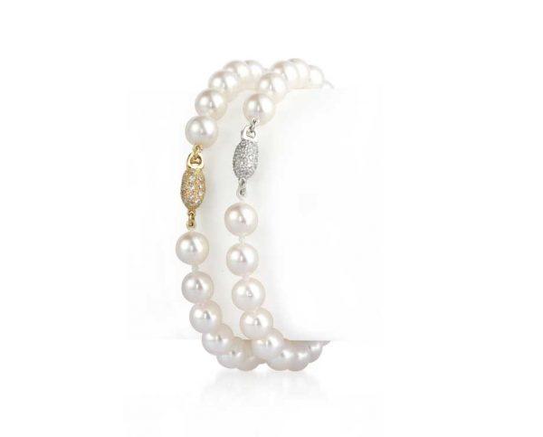 Sparkle Pearl Bracelet