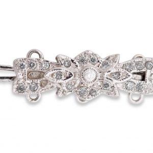 Ashley Flower Necklace Clasp