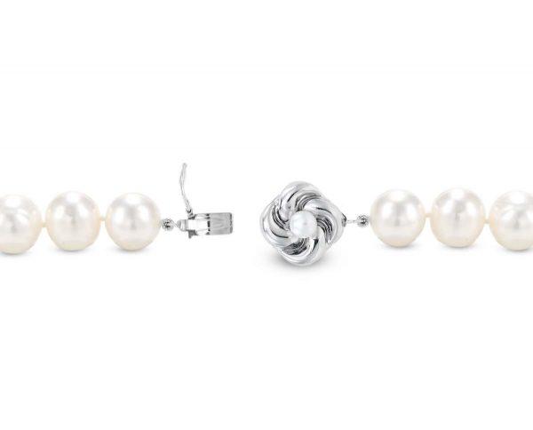 Bracelet Budding Pearl Flower Clasp