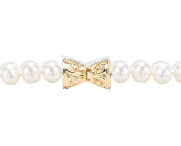 Golden Bow Bracelet Clasp