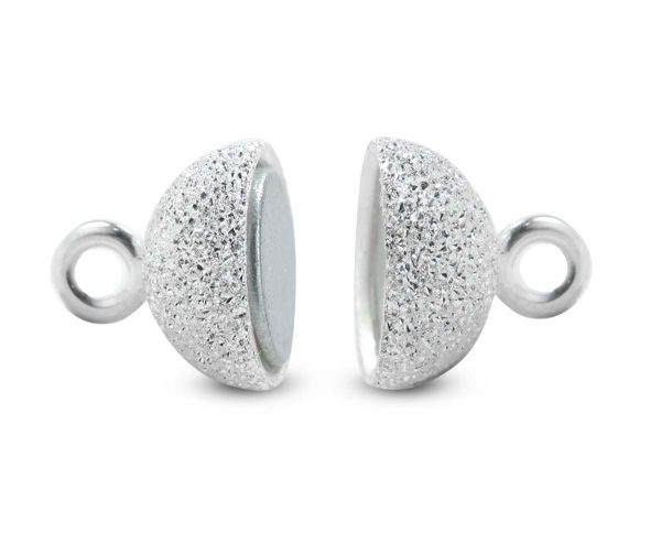 Magnetic Bracelet Ball Clasp