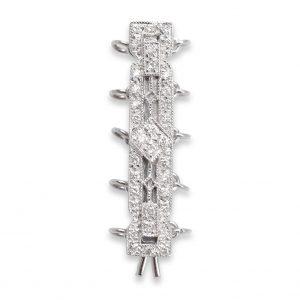 Pearl Necklace Alexander Clasp