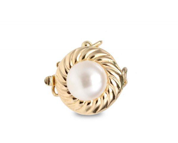 Pearl Bracelet Royal Pearl Clasp