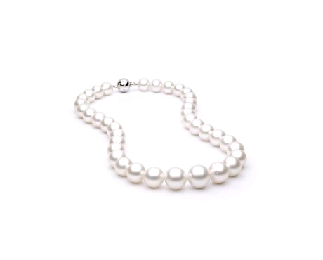 10-12mm South Sea Pearl Necklace