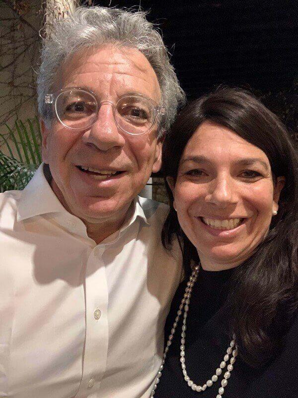 tara and jon in 2019