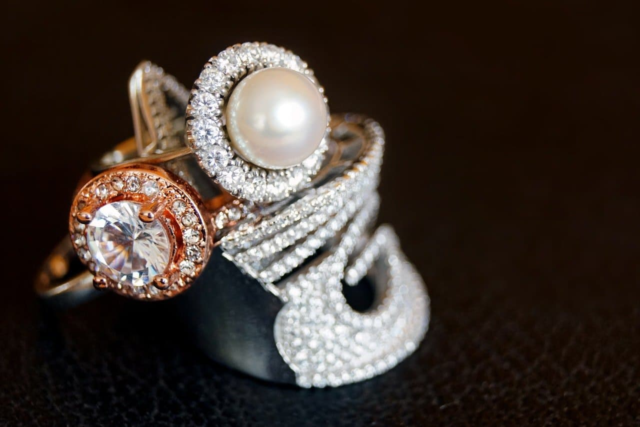 Pearl Jewelry Styling